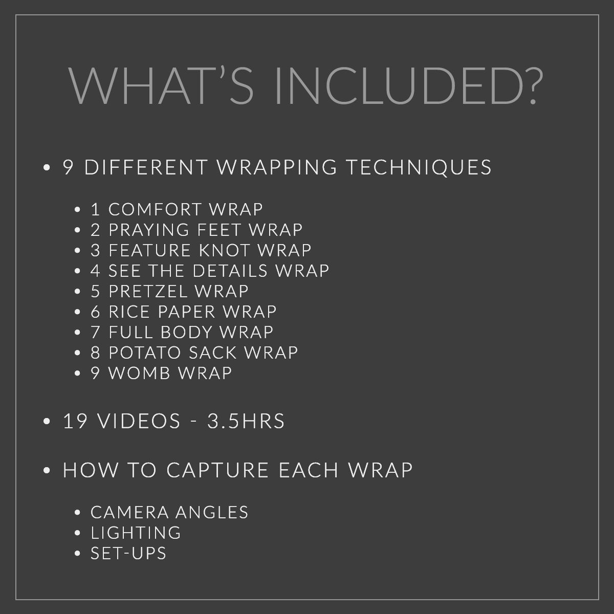 WRAPPING-TUTORIALS