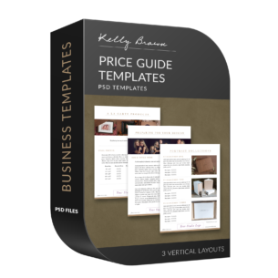 photography price guide templates by newborn posing