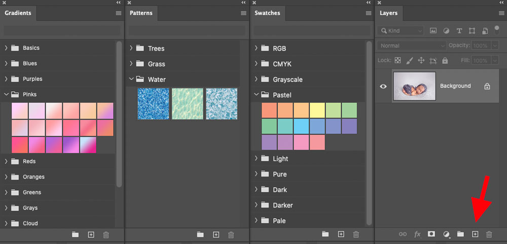 photoshop 2020 interface changes